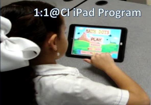 1:1@CI iPad Program