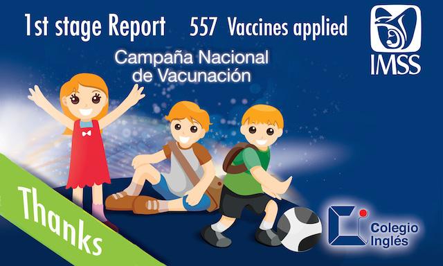 Reporte de Vacunacion