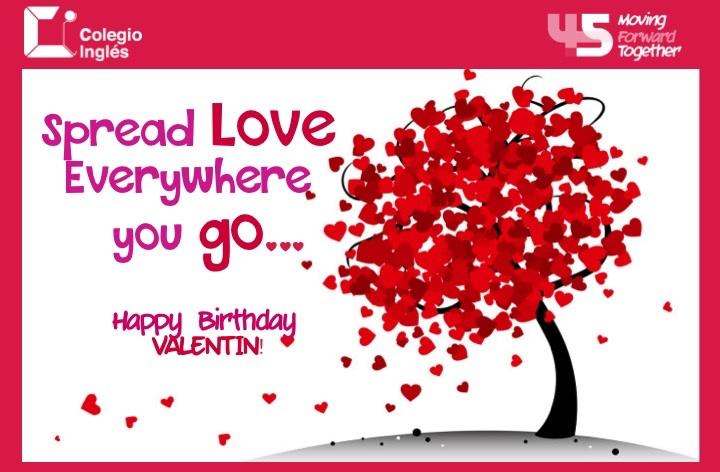 Valentin Birthday