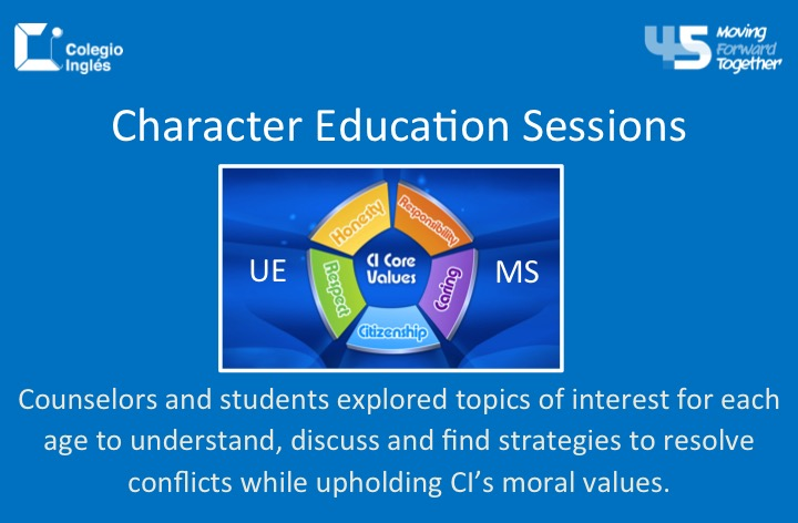 Character Education Videos UE &MS