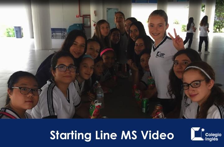 Starting Line Video