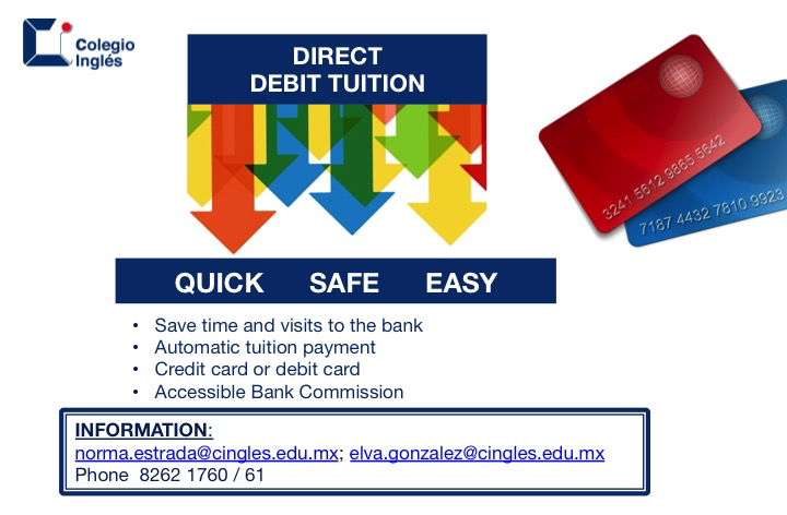 Direct Debit Tuition