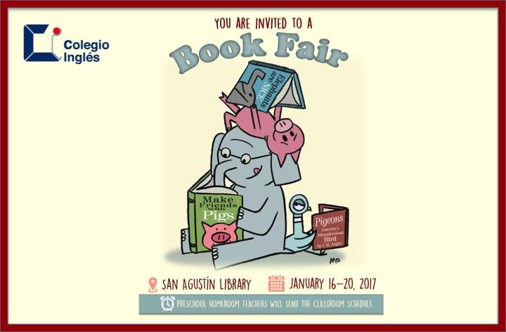 Book Fair - San Agustín Campus