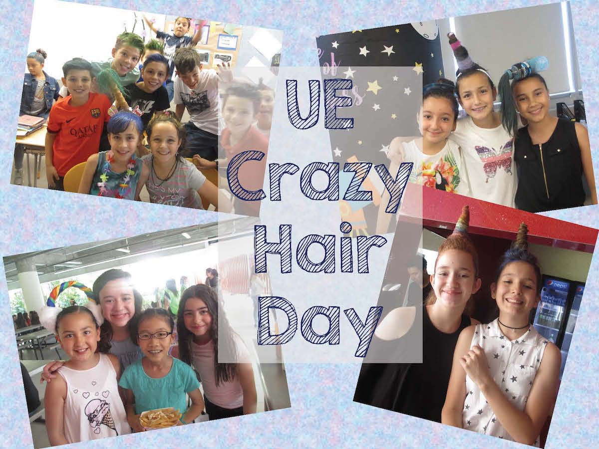 UE Crazy Hair Do