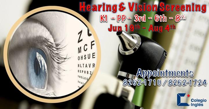 Hearing & Vision