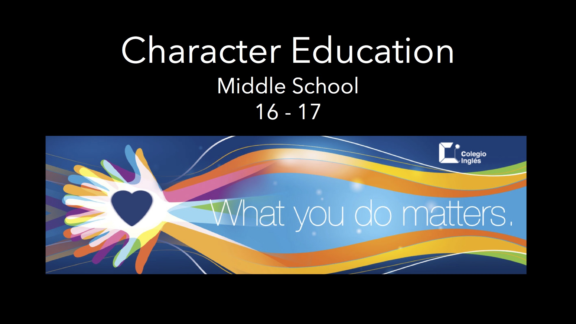 MS Character Education video