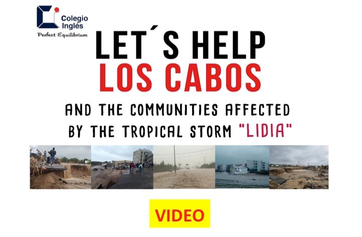 Video: Let´s Help Los Cabos
