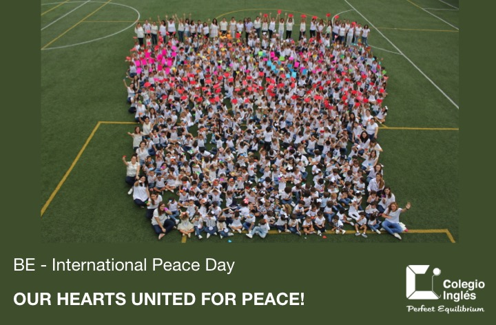 BE - International Peace Day