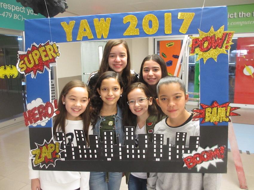 YAW 2017