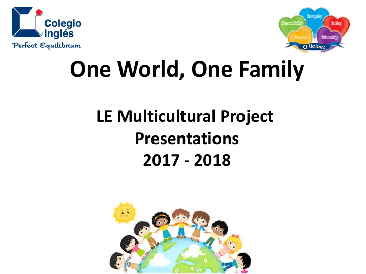 LE Multicultural Project Video