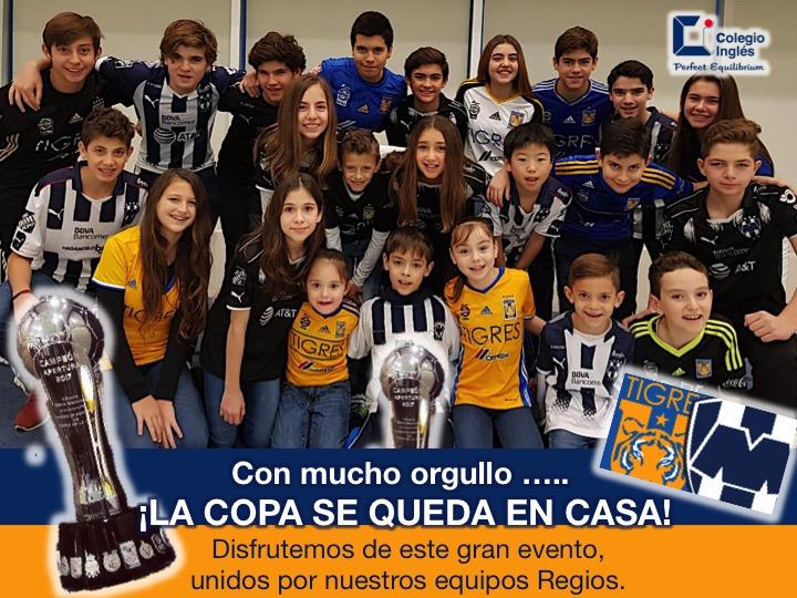 ¡La Copa se queda en Casa! Rayados - Tigres
