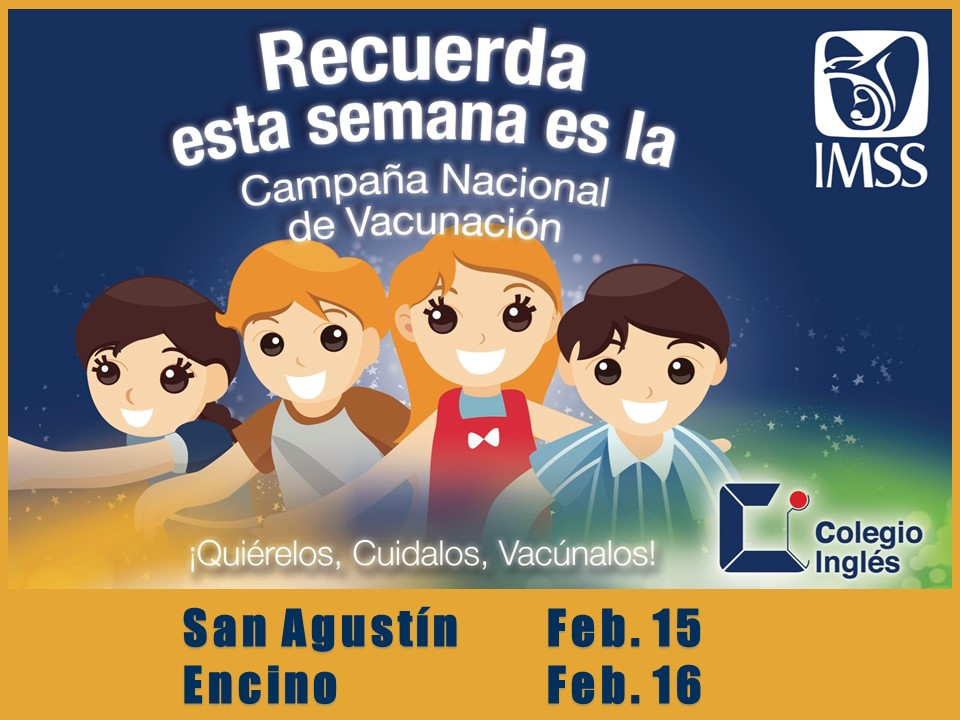 IMSS 2a Campania Vacunacion