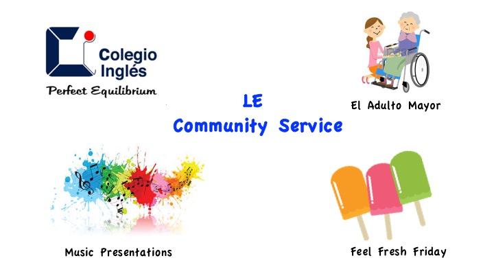 LE Community Seervice