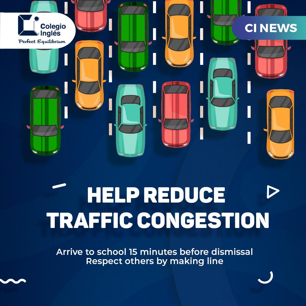 Help reduce traffic