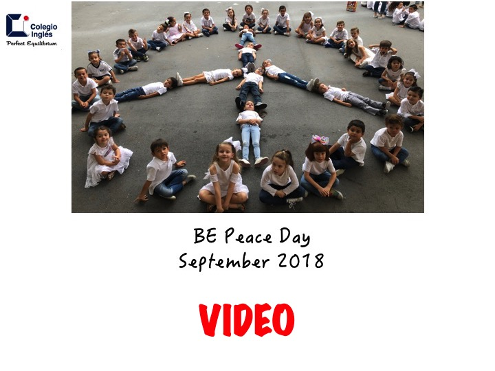 BE Peace Day 18-19 video