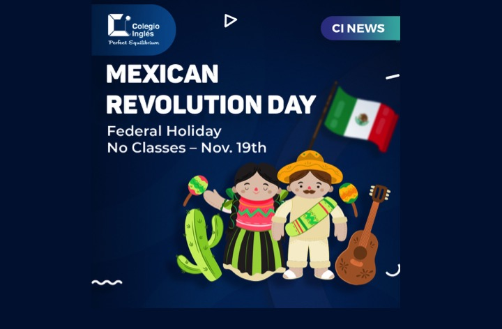 No School - Revolution Day