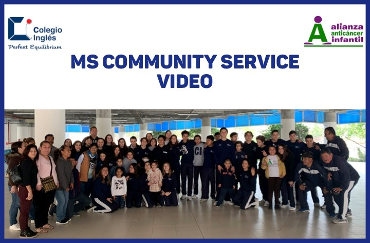 MS Community Service video