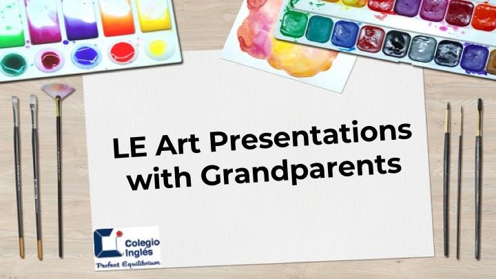 LE Art Presentations 2019