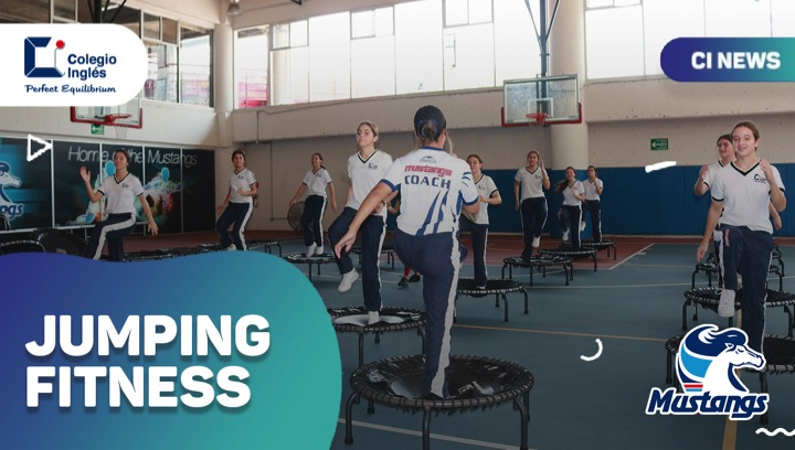 VIDEO: Jumping Fitness