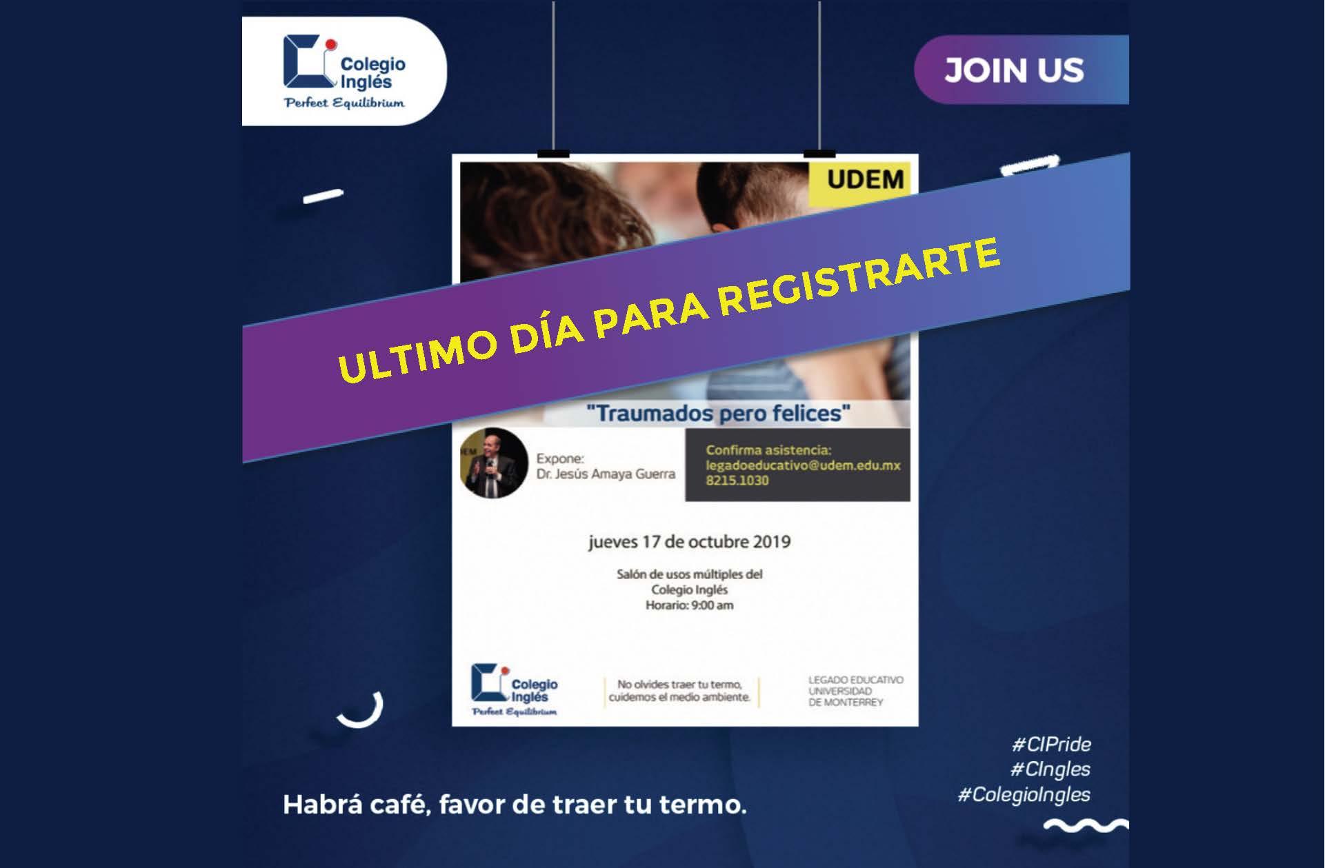 CI Escuela para Padres: Conferencia