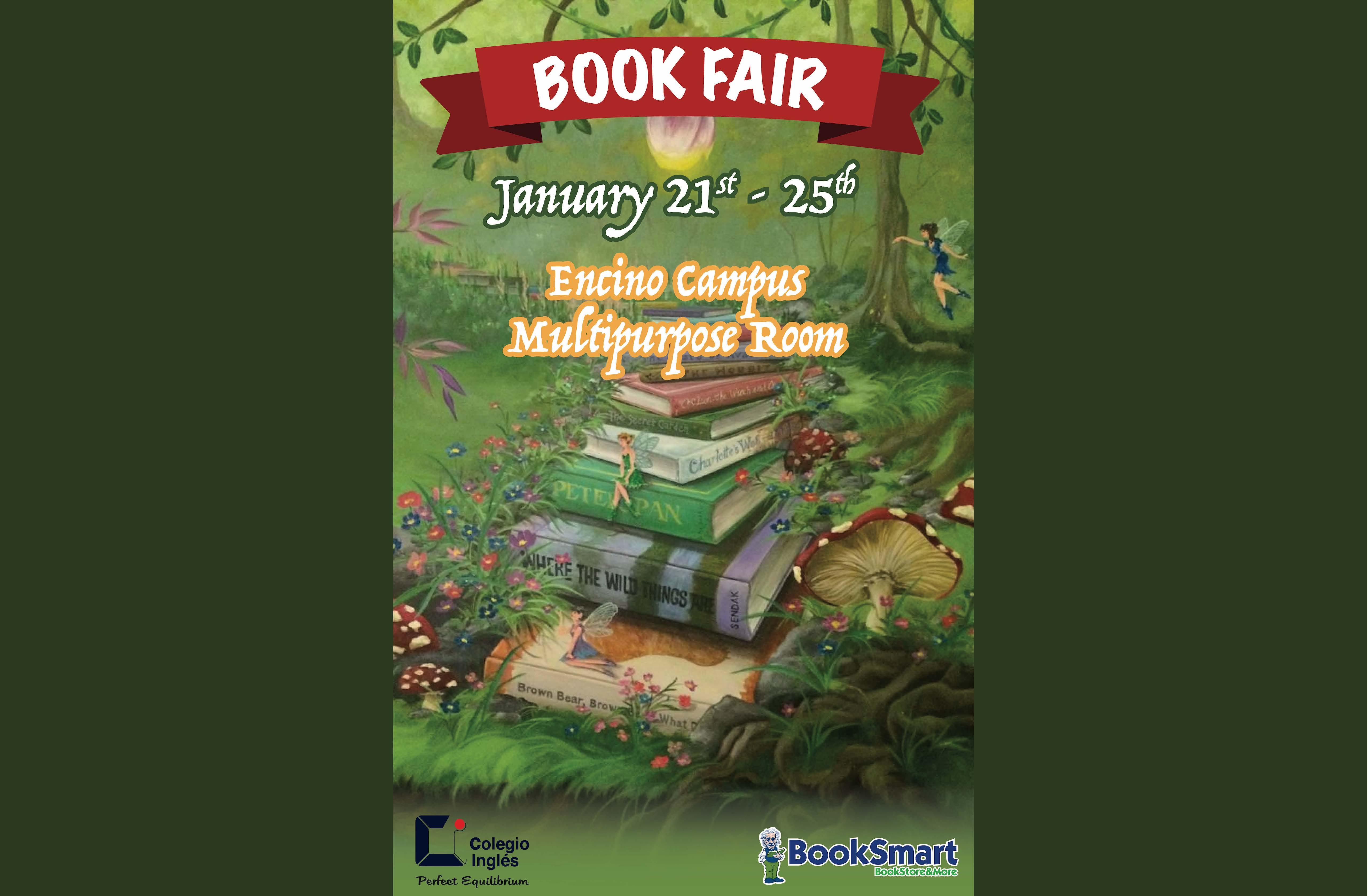 Book Fair Encino