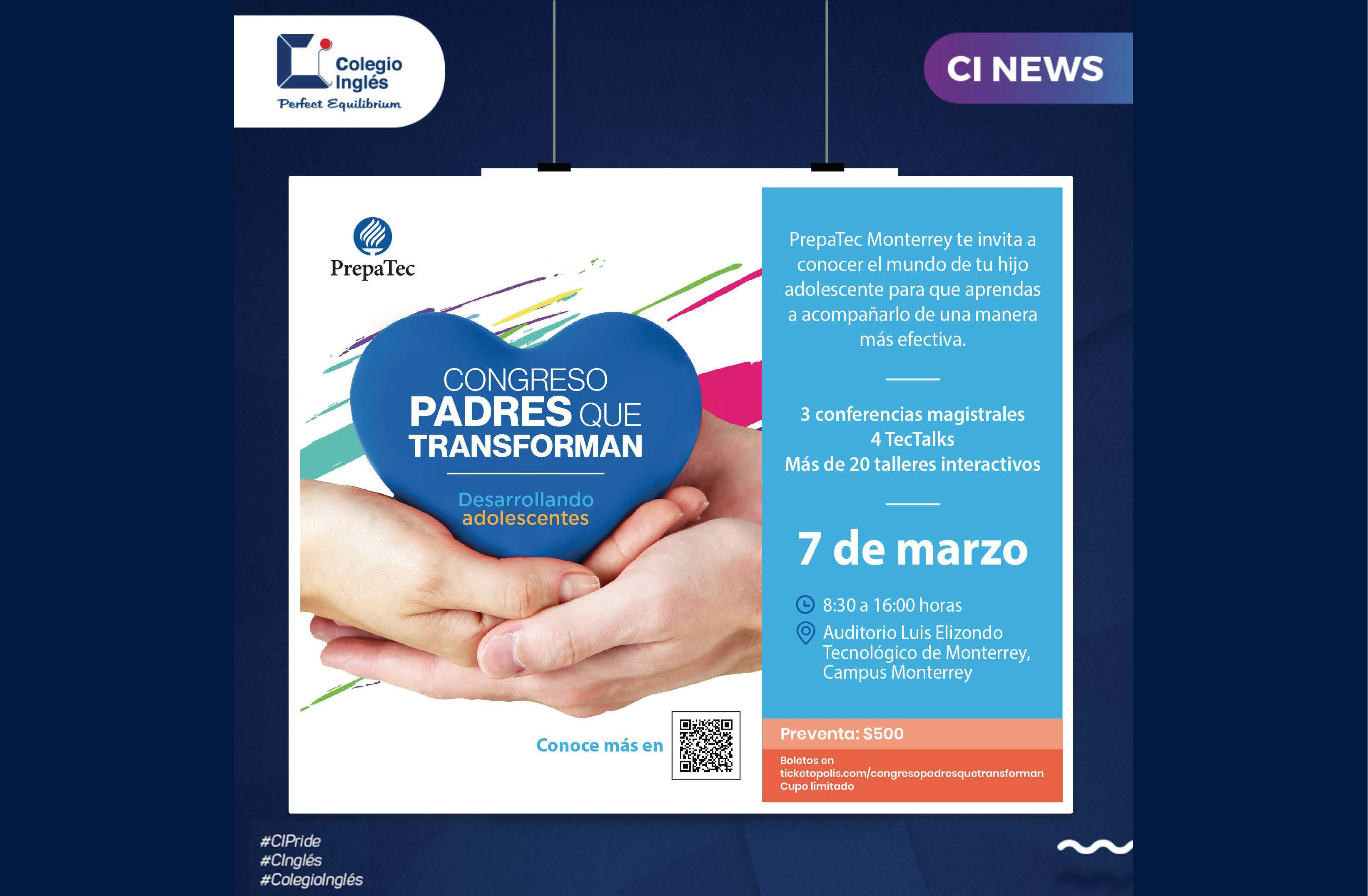 Congreso Padres que Transforman