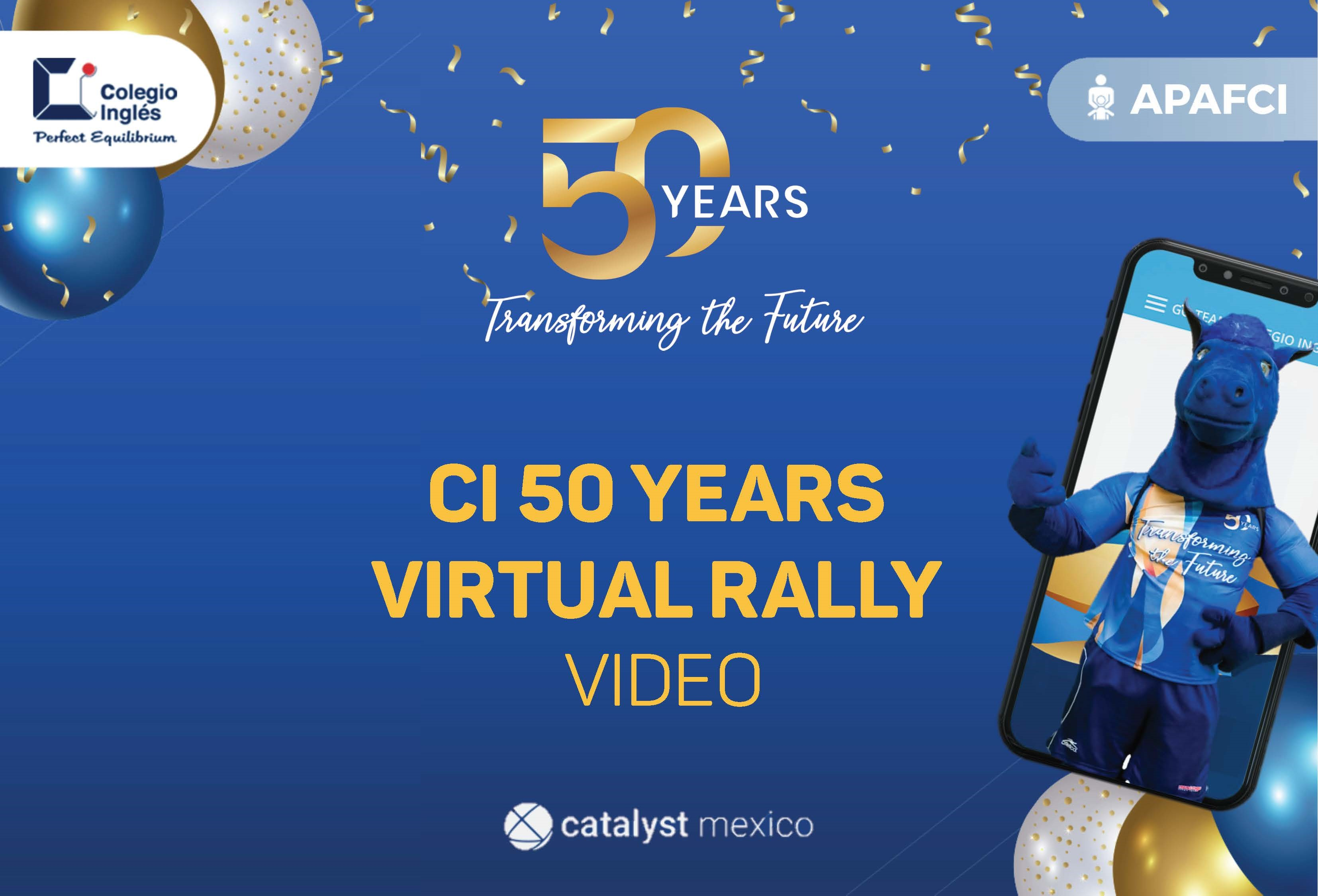 Video CI 50th Rally Virtual