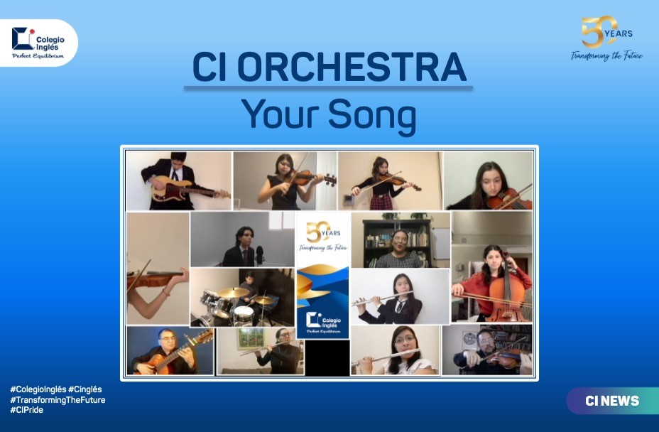 CI Orchestra - Your Song