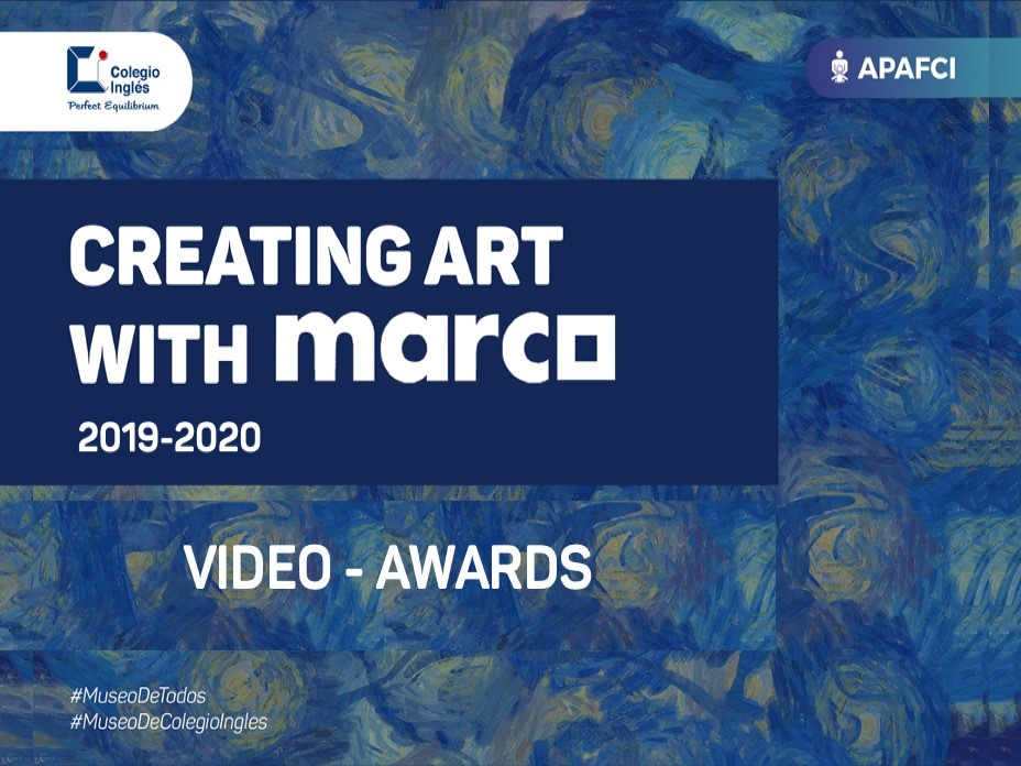 Creating Art with MARCO 19 20