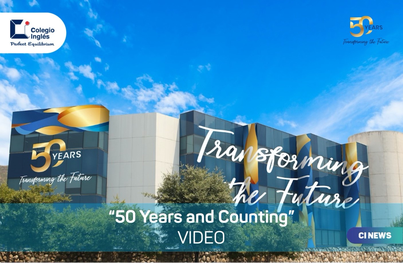 Video 50 Years and Counting