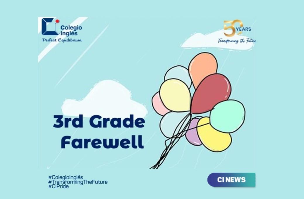 VIDEO: 3rd Grade Farewell
